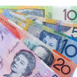 Aussie cash — Stock Photo