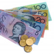 Australian dollars - Stock Photo