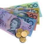 Australian dollars — Stock Photo #1346025