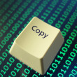 Stock Photo: Copy key