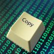Copy key — Stock Photo