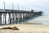 Imperial Beach Boardwalk — Stock Photo