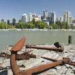 Brisbane River — Stock Photo