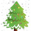 Christmas tree. — Stock Photo #1411776
