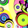 Stock Photo: Multicolored circles