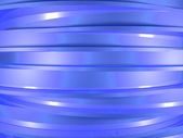 Blue cylinders — Stock Photo