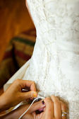 Wedding Corset — Stock Photo
