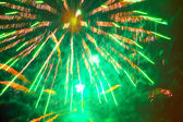Beautiful fireworks-3 — Stock Photo
