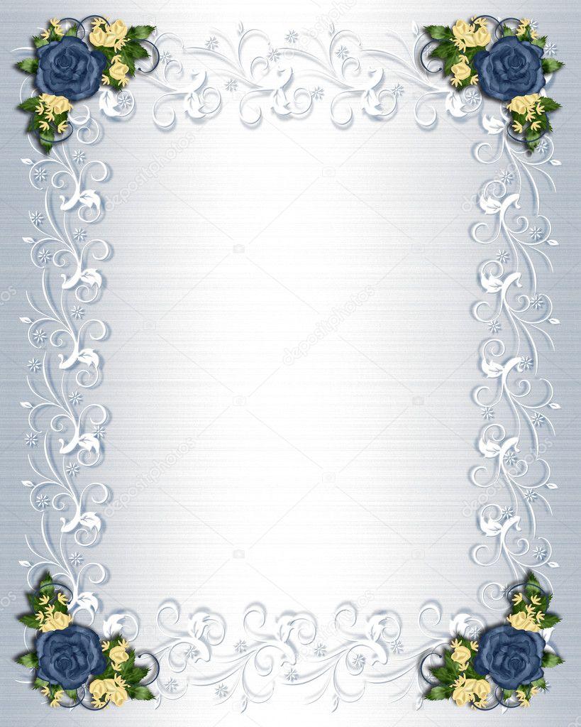 Wedding frame — Stock Photo © Winter80 #1328762
