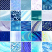 Collage wallpaper — Stock Photo