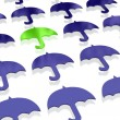 Umbrellas — Stock Photo #1574638
