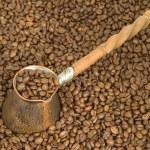 Turkish coffee pot. — Stock Photo #1417583