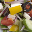 Close-up of salad - Stock Photo