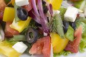 Close-up of salad — Stock Photo