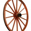 Royalty-Free Stock Photo: Cart Wheel