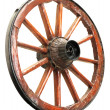 Cart Wheel — Stockfoto