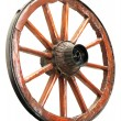Cart Wheel - Stock Photo