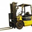 Stock Photo: Lift truck