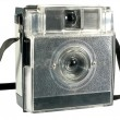 Antique automatic camera — Stock Photo