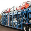 Stock Photo: Auto Transport
