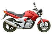 Calle de la motocicleta — Foto de Stock