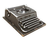 Typewriter retro — Stock Photo