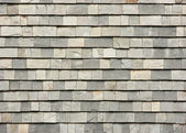Gray slab tiles — Stock Photo