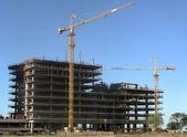 Construção — Fotografia Stock