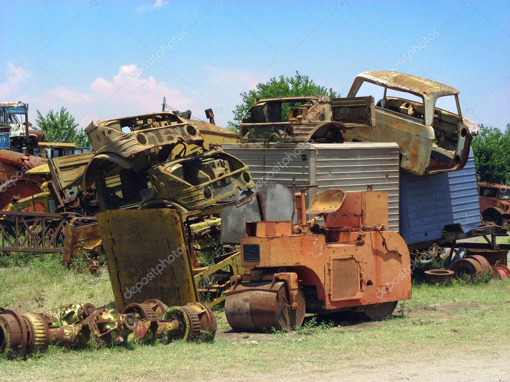 how to scrap a car and get the most money