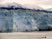 Hubbard Glacier — Stock Photo