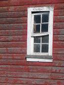 Fenêtre de grange — Photo