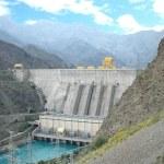 Dam — Stock Photo #1326311