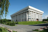The White House of republic Kyrgyzstan — Stock Photo