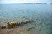 Lake Issyk-Kul — Stock Photo