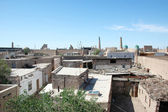 Street of ancient Khiva — Stock Photo