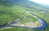 Kamchatka River — Stock Photo