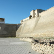Restoration of an ancient fortress — Foto de Stock