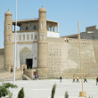 Ancient fortress in Bukhara - Stock Photo