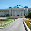 Museum of history of Kazakhstan — Stock Photo