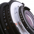 Aperture scale - Stock Photo