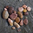 Stock Photo: Few stones