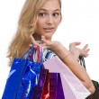 Royalty-Free Stock Photo: Shopping