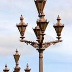 Ornate lanterns — Stock Photo