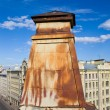 Old turret — Stock Photo