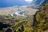 River Katun — Stock Photo