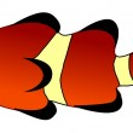 Clownfish — Stock Vector