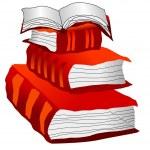 Books — Stock Vector