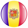Royalty-Free Stock Vector Image: Button Andorra