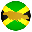 Stock Vector: Button Jamaica