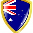 Royalty-Free Stock Vector Image: Emblem of  Australia